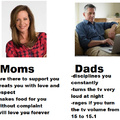 All parents are good.