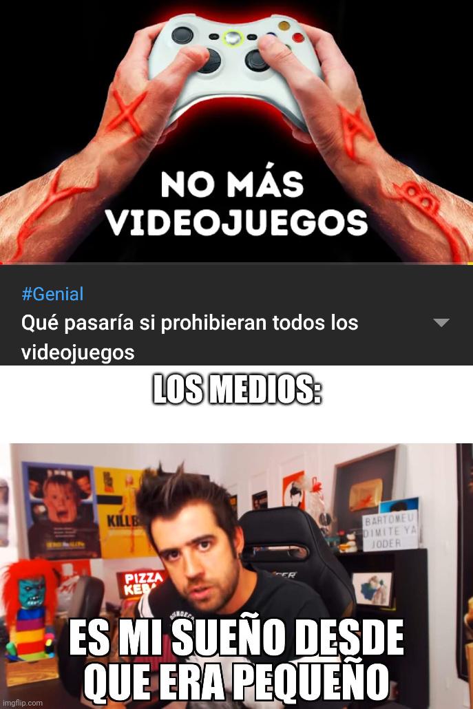 Medios - meme