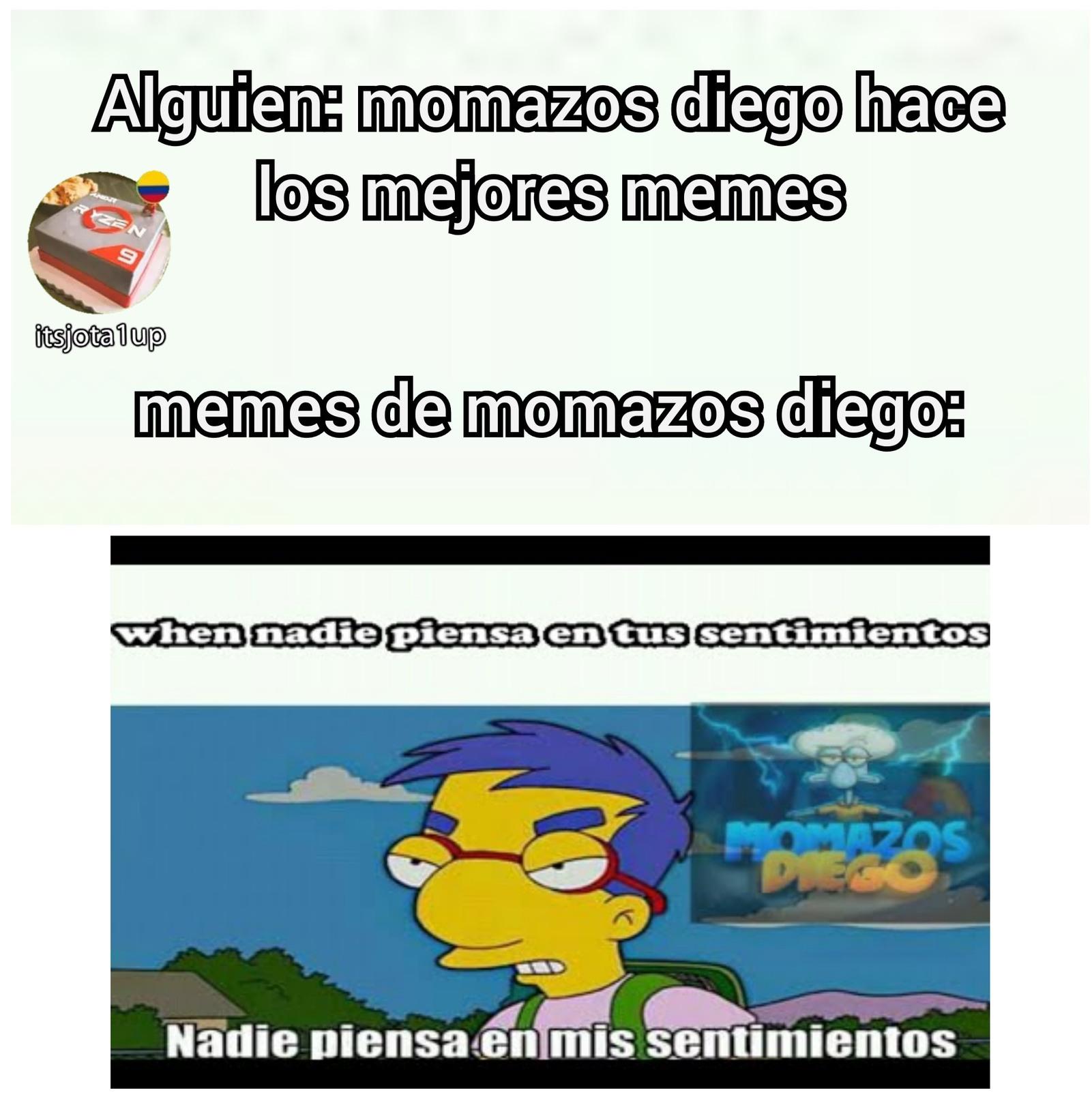 when momazos diego - meme