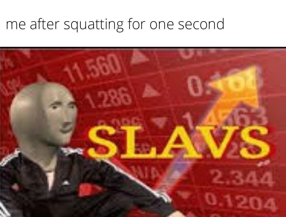 Slavs - meme