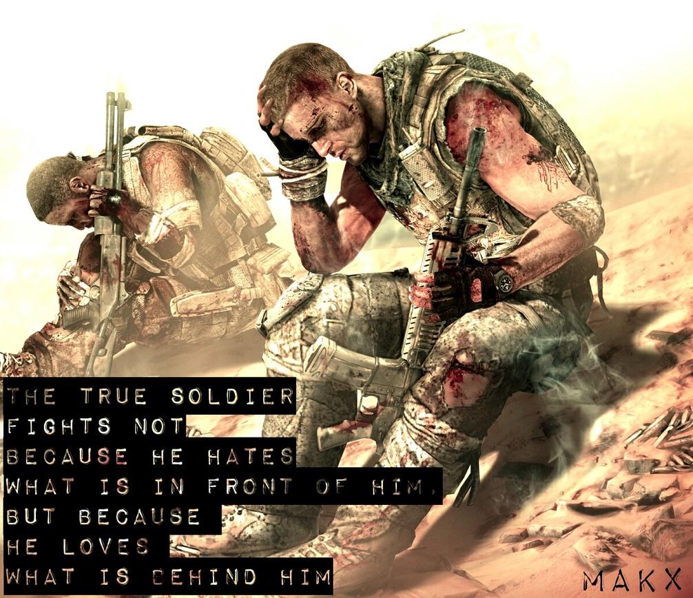 Soldiers - meme