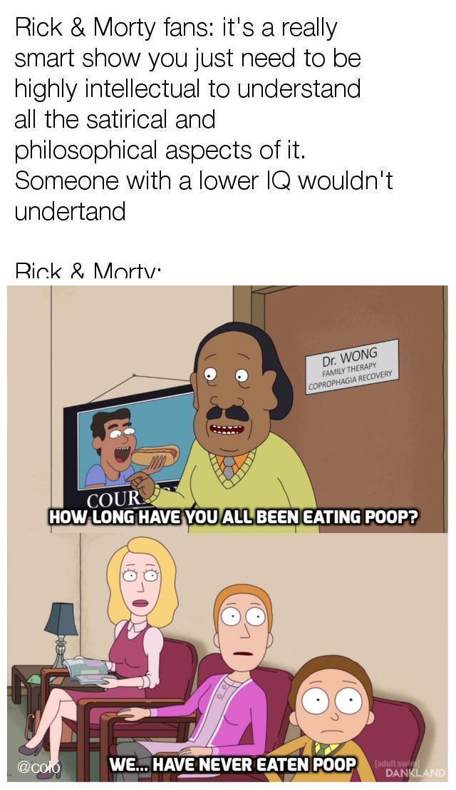 Truly A Smart Show - meme