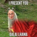 Dalai Lhama topzera