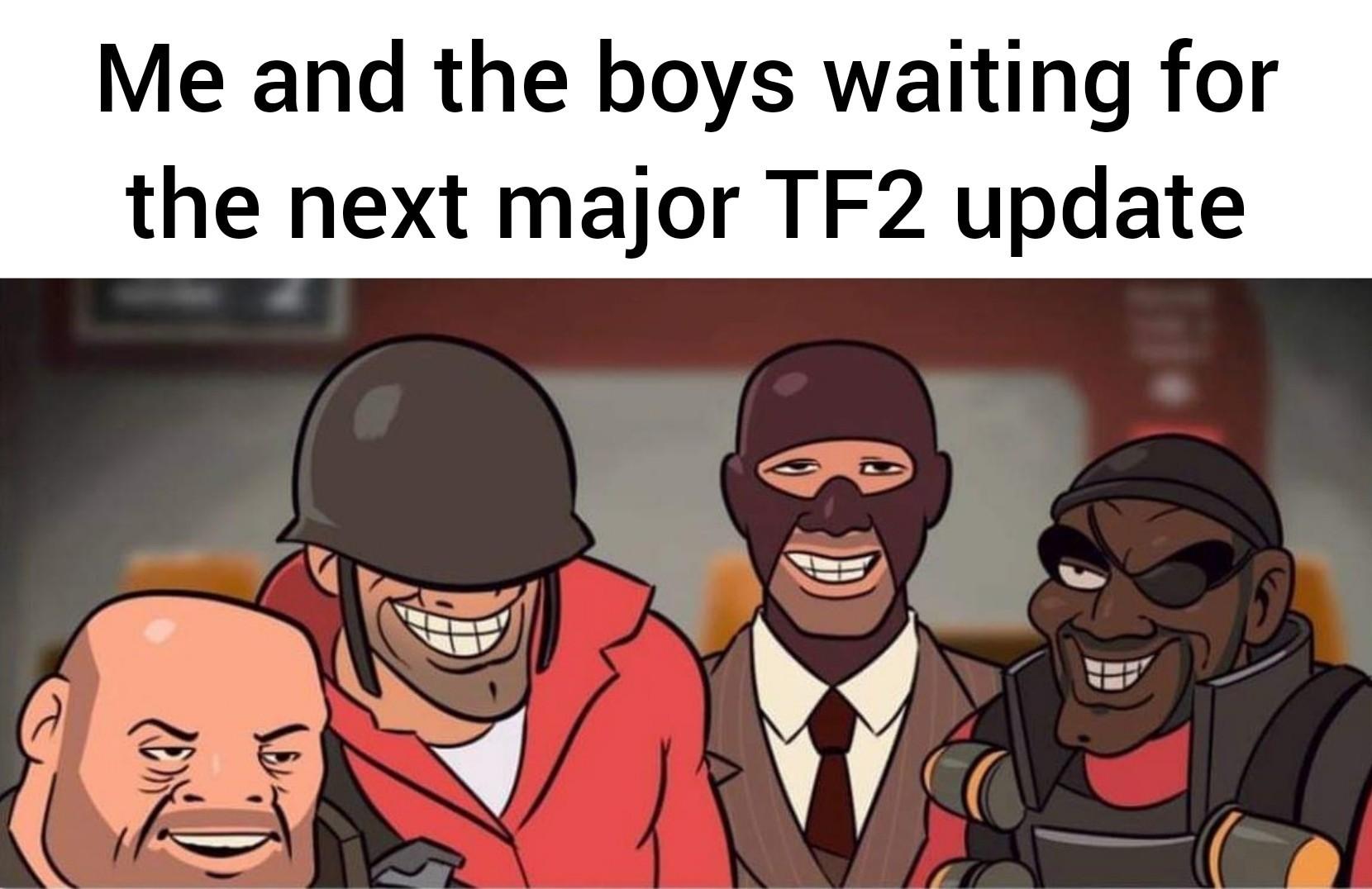 Still waiting - meme