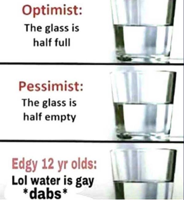 Water gey - meme