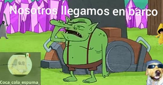 Nargentinos - meme