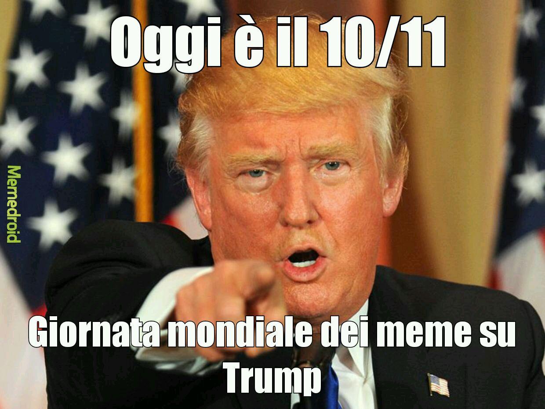 Trump - meme