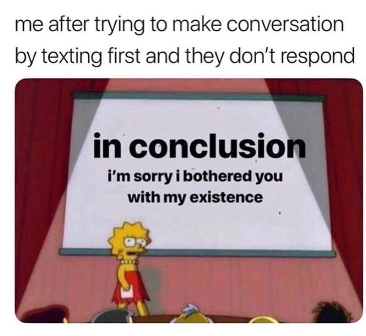 Im sad - meme