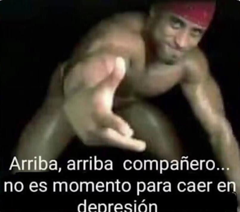 SOY NUEVO Y NO SE SUICIDEN - meme
