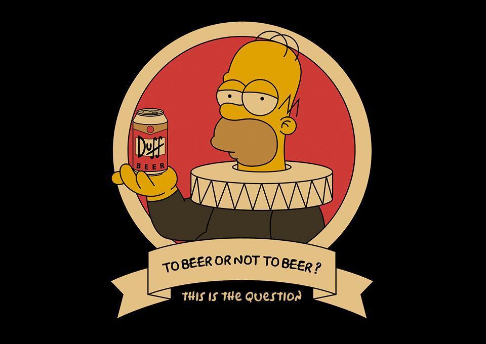 Homer Shakespeare - meme