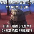 When you stay with your family for Christmas