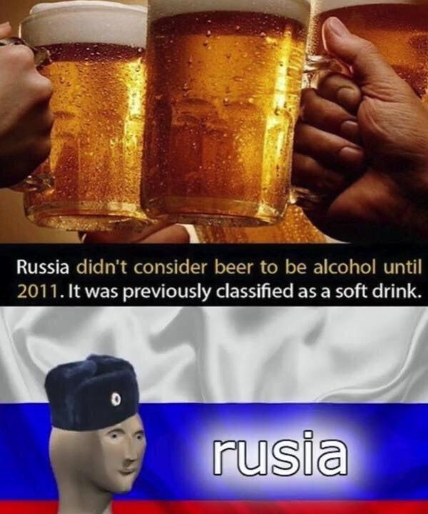 rusia - meme