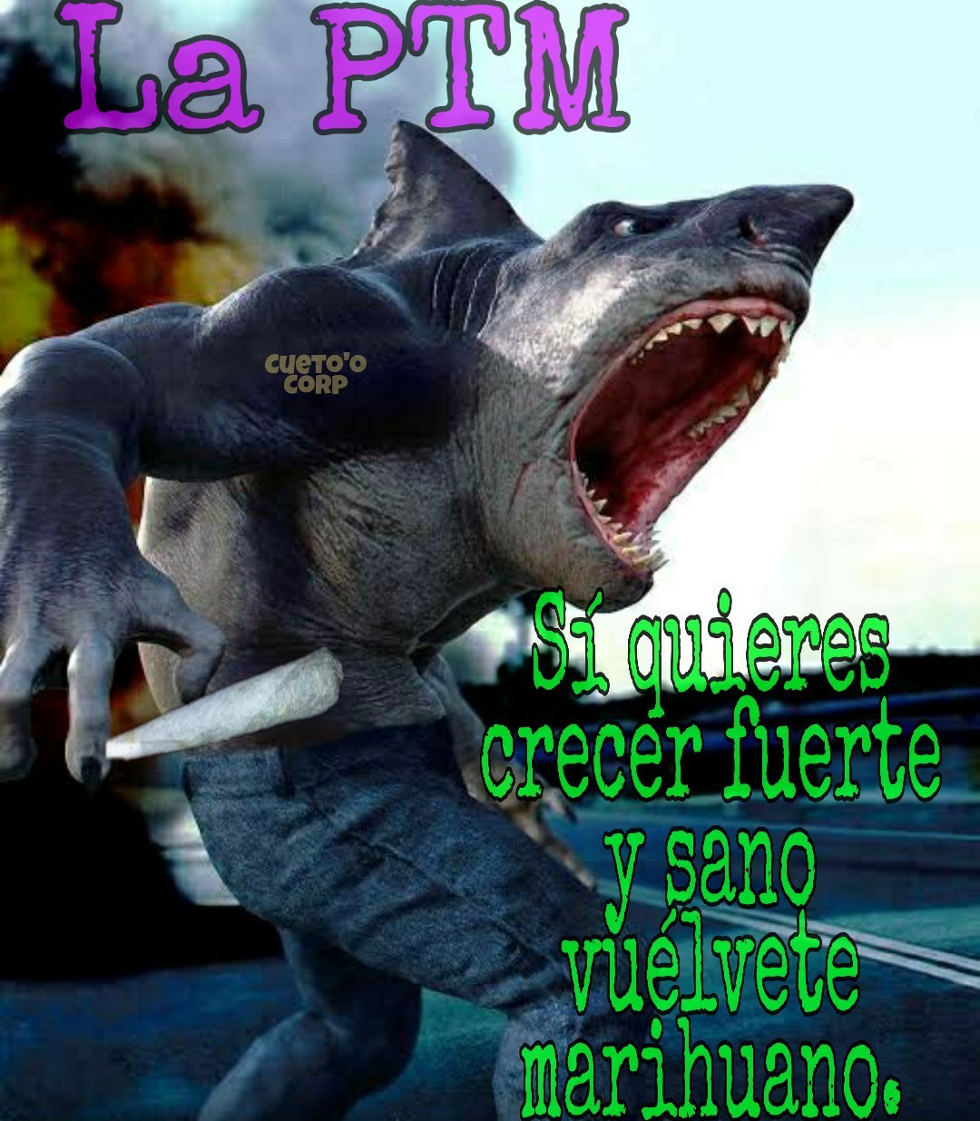 #MentalidadDeTiburón - meme