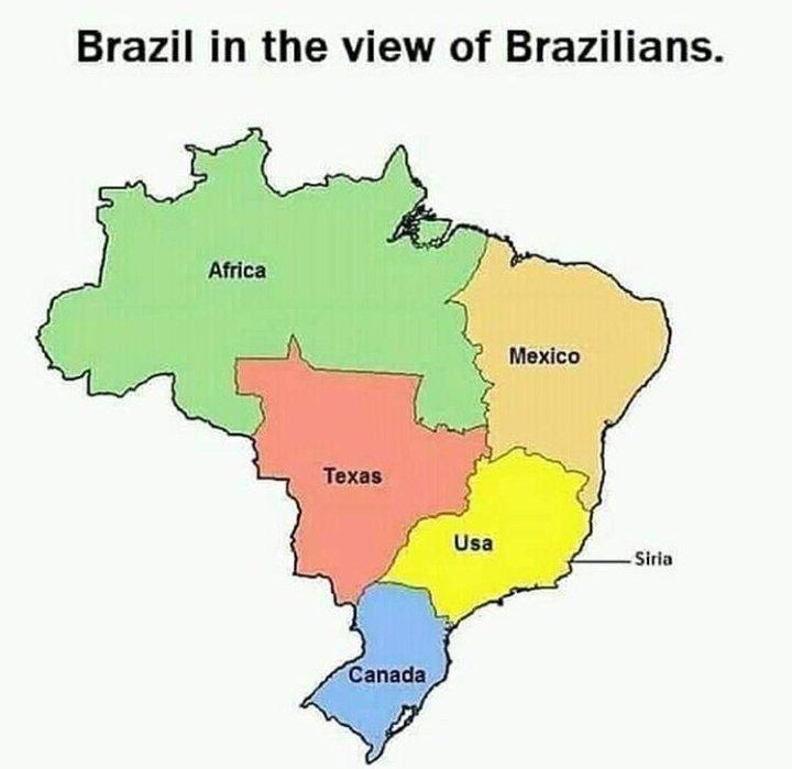 Brasil - meme