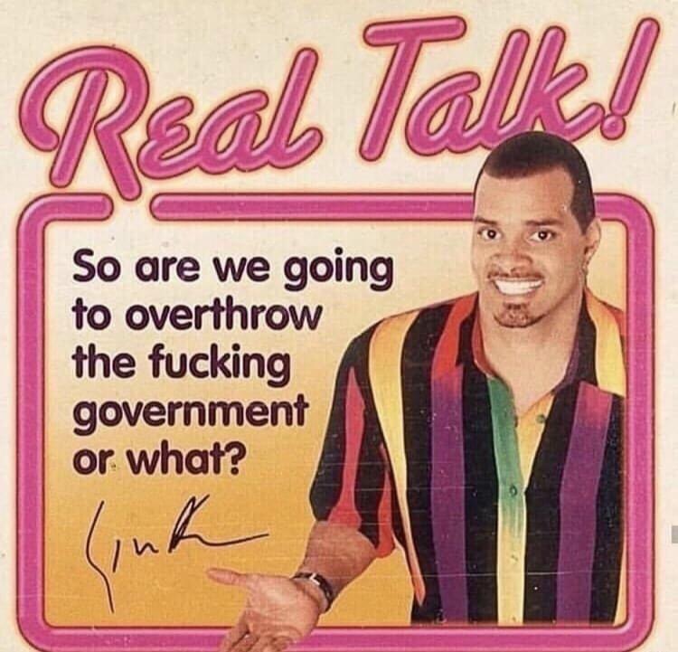 ...Real talk. - meme