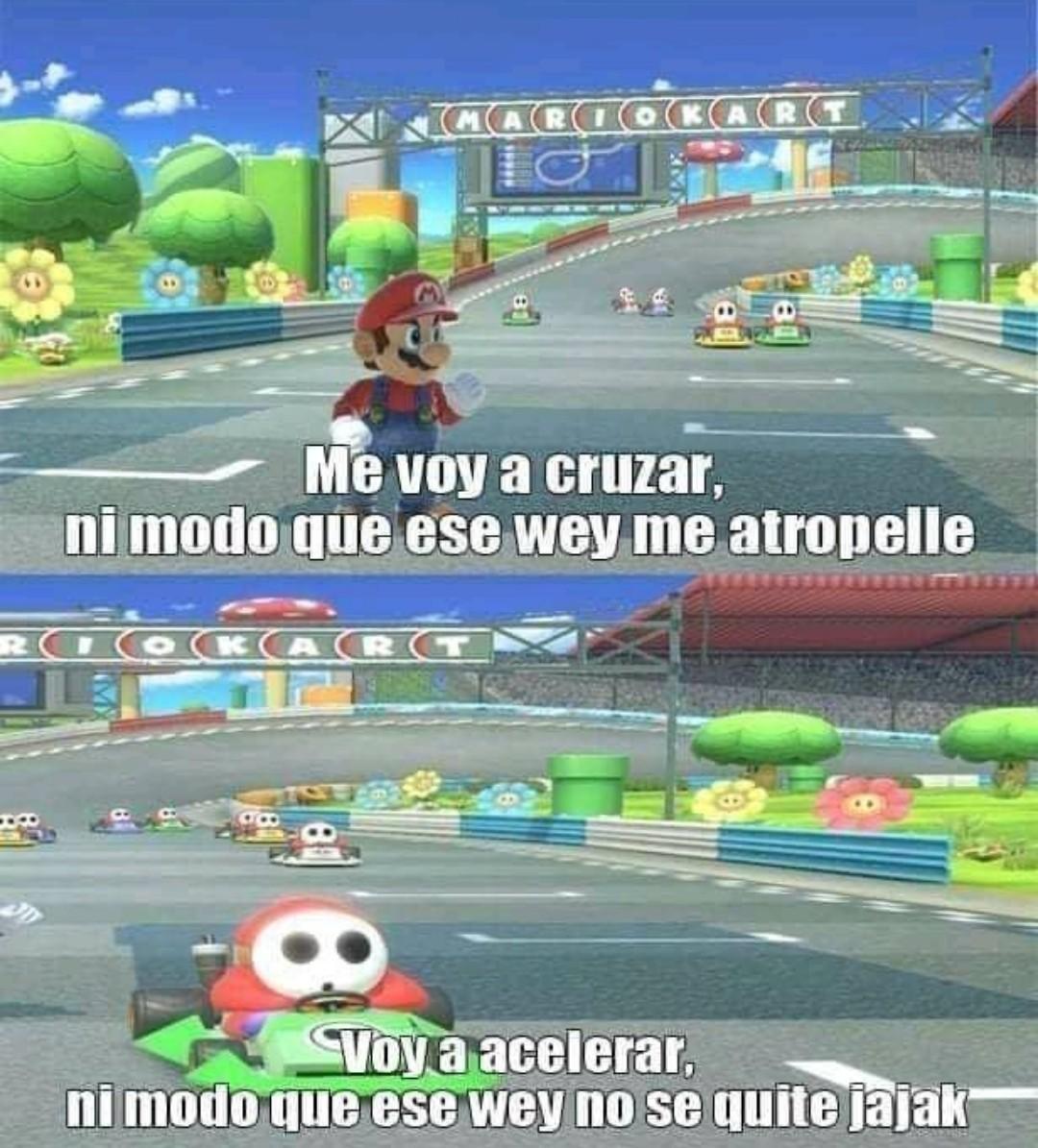 Latinoamérica be like - meme