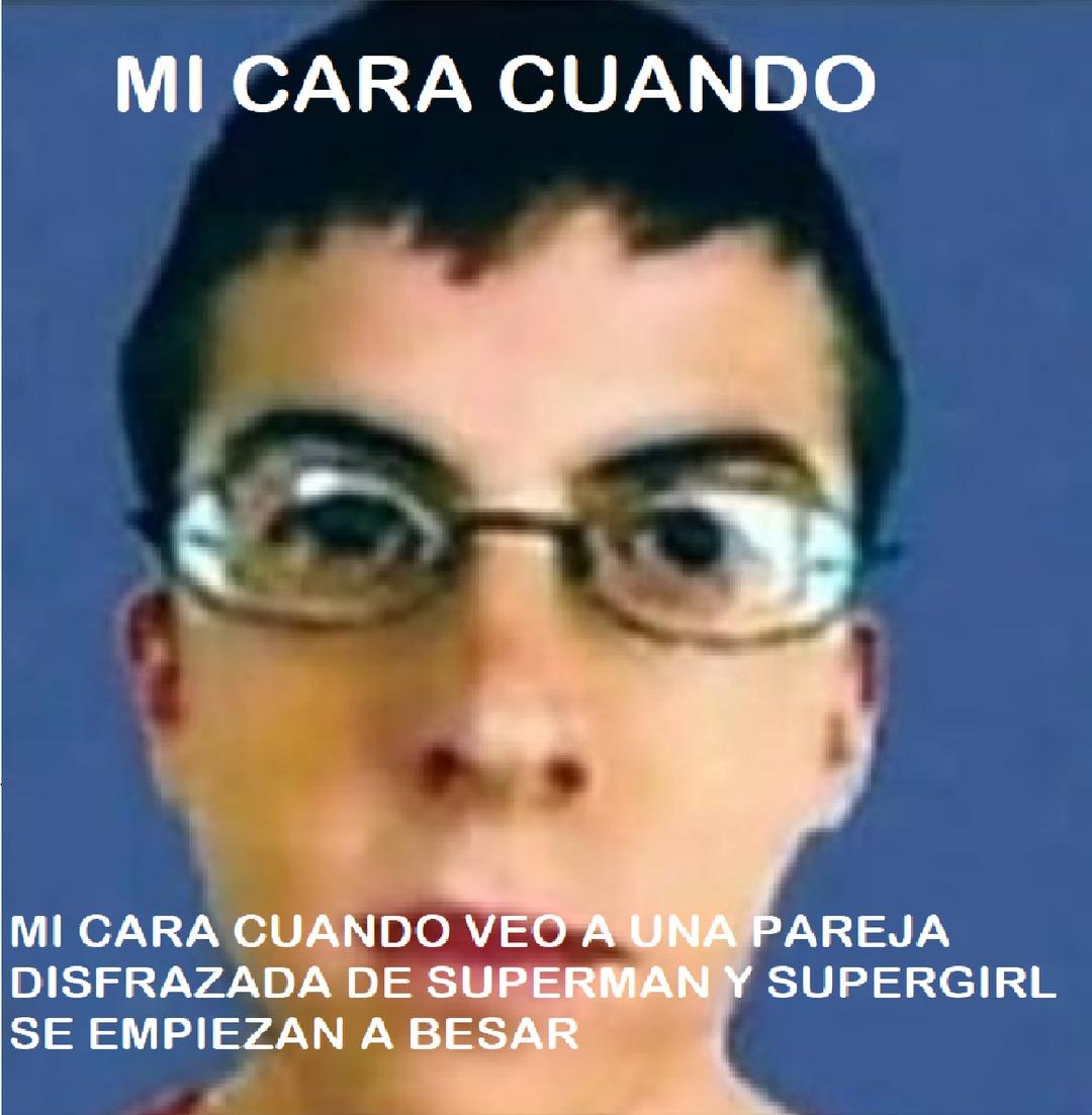 superman y supergirl son primos.............. - meme