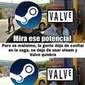 Valve y su tan irreal half life 3