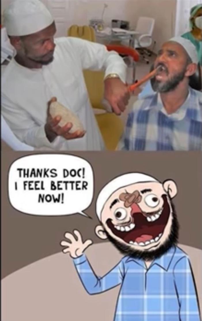 Stupid doctor - meme