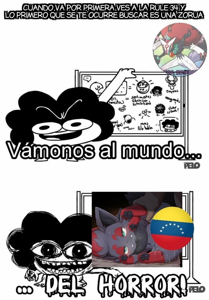 #elhorror - meme