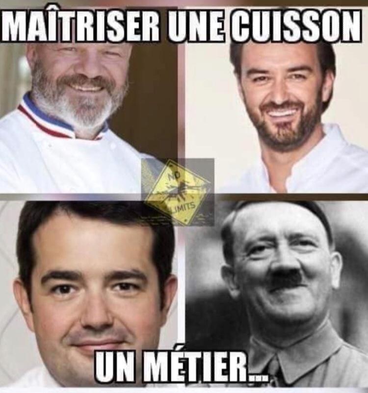cuisson - meme