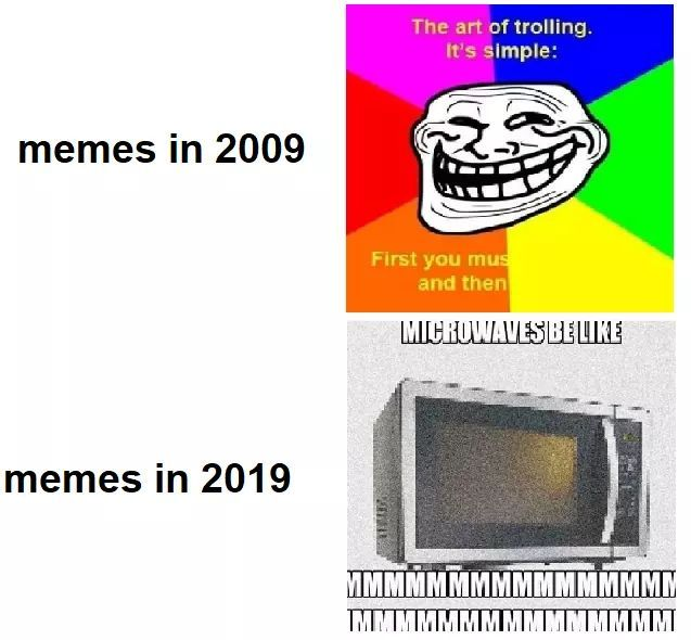 Memes 2019 sucks, including this one!