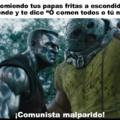 De las pocas veces que el comunismo no sirve :(