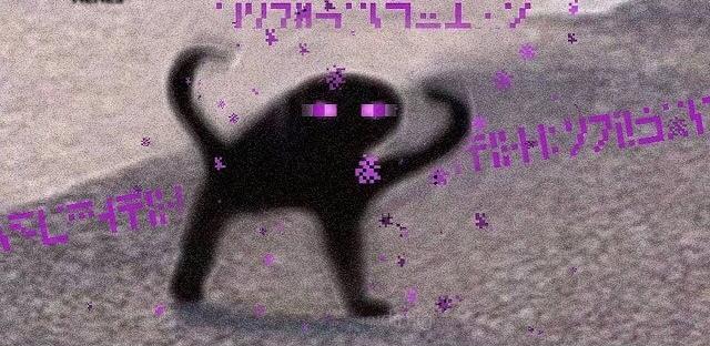 *angry enderman noises* - meme