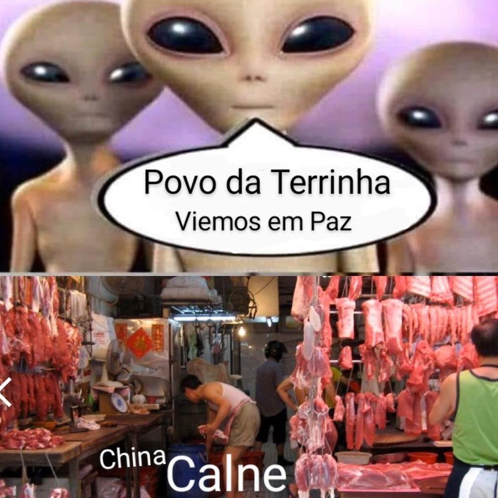 Contact - Calne de Otlo Mundo - meme