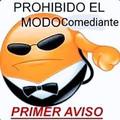 Prohibido el Modo comediante