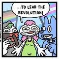 Karlitos Marx se está revolcando en su tumba después de ver el socialismo progre (está en inglés , lo siento )