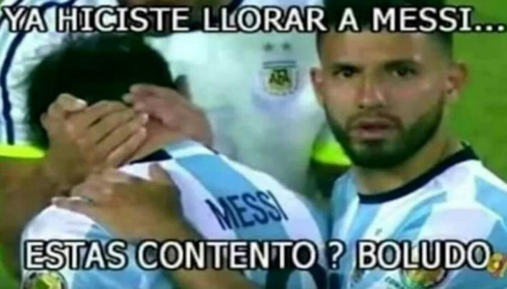 PERO QUE HICISTE!!! - meme