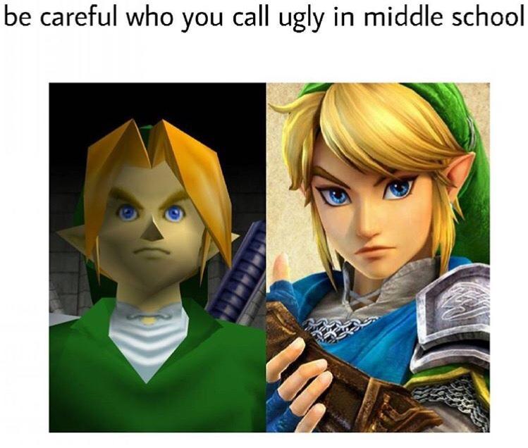 be careful - meme