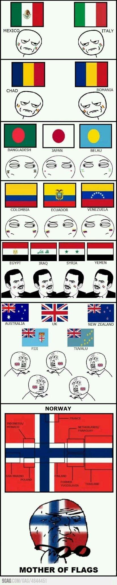 Wesh drapeau !!! - meme