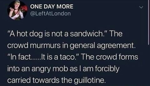 Dale Bonehart's hotdogs - meme