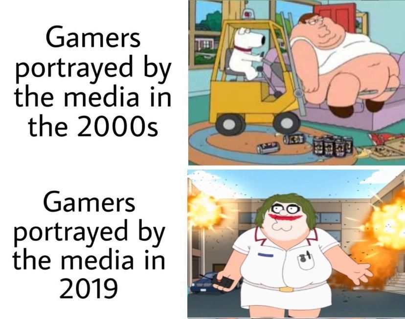 gamers 2022 leading the next crusade world wide - meme