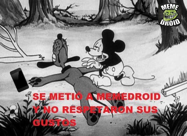 pobrecito, pinches heiters :cry: - meme