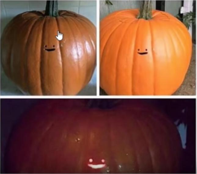 listo para el haloween - meme