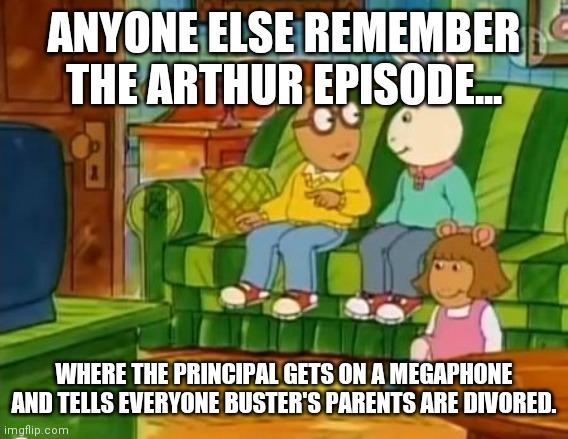 Let's ruin a childhood - meme