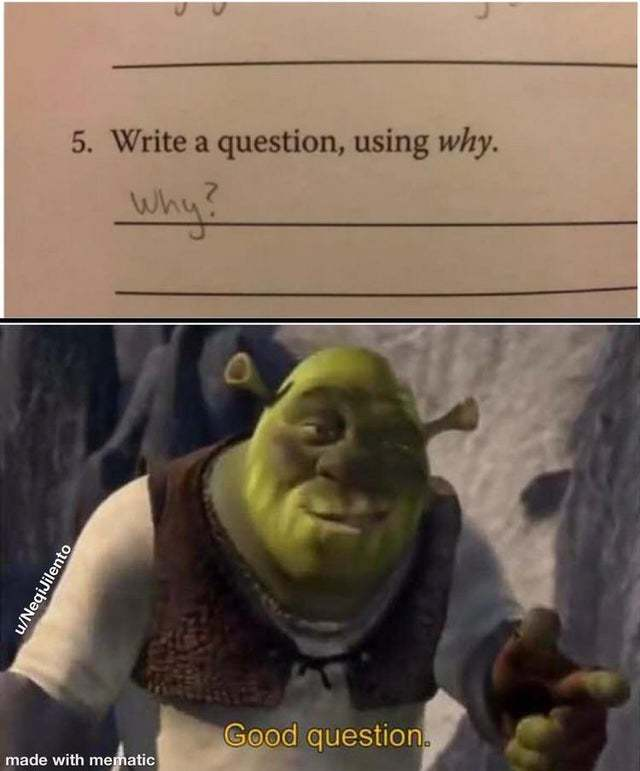 Why though? - meme