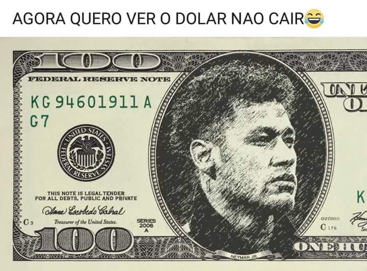 vai cair pra 0,00001 reais - meme