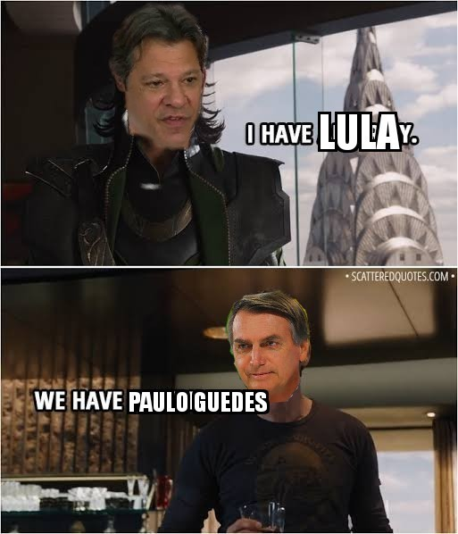 paulo guedes - meme