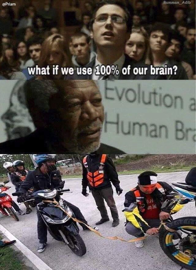Violence inédite - meme