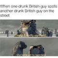Legendary Brits