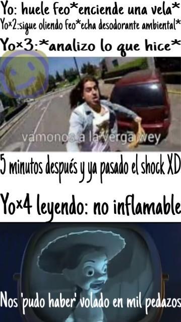 Basado en hechos reales DX - meme