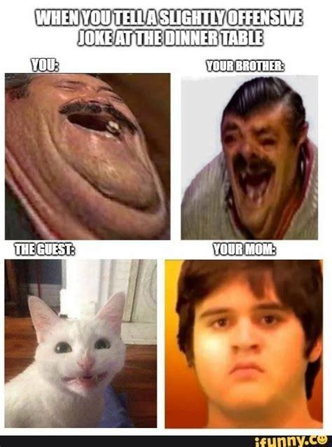 Huh. - meme