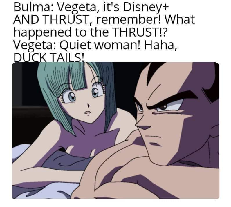 The Prince of all Saiyans WILL sing the theme song!! - meme