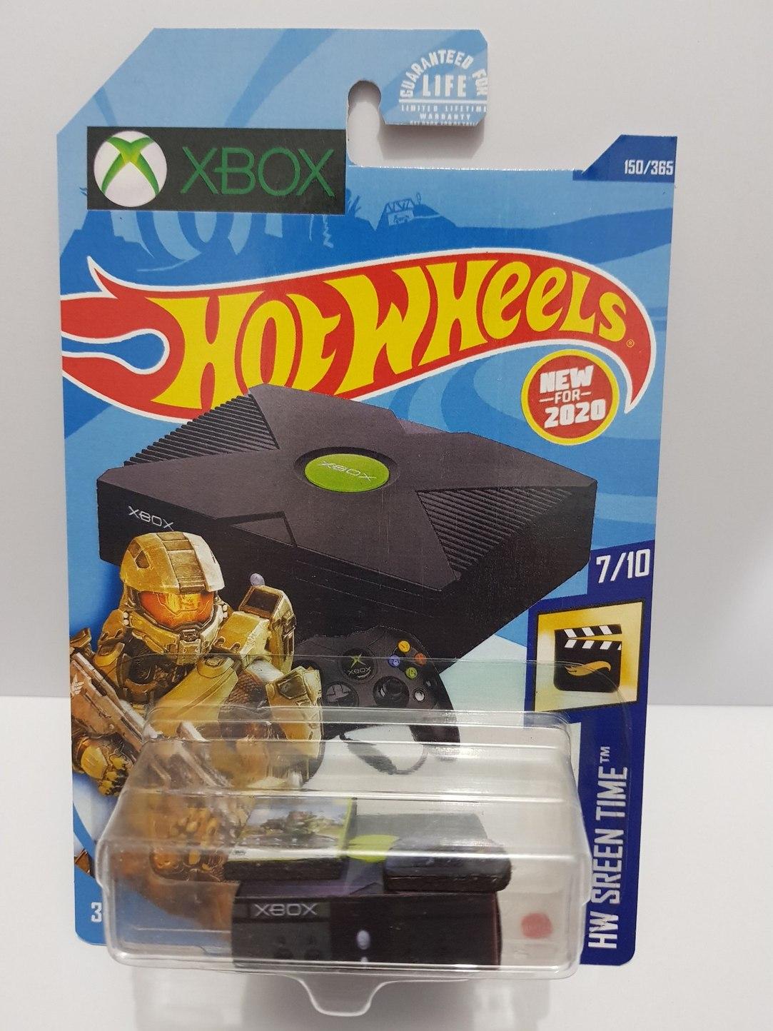 Xbox hotwheels - meme