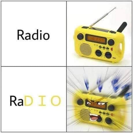 DIO ! - meme