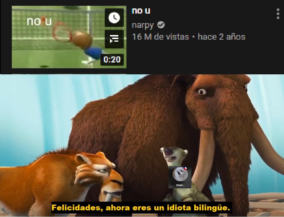 CONTEXTO: Novos - meme